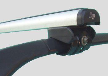 barre de toit aéro pro