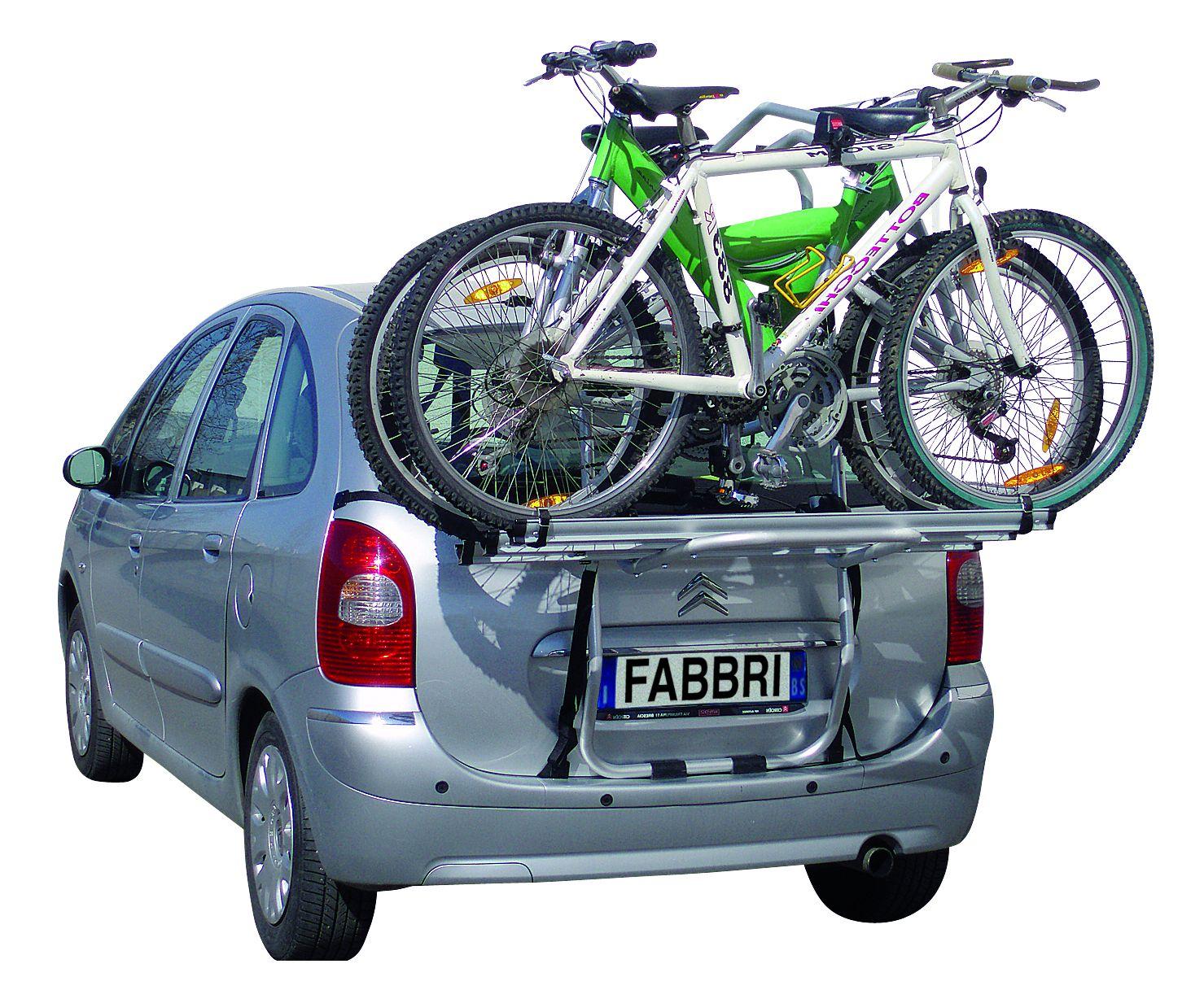 porte vélo tourisme sur citroën picasso