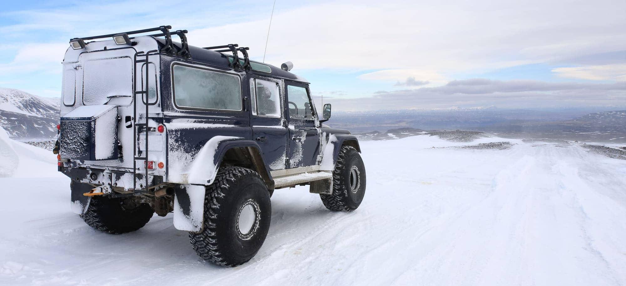 4x4 barres de toit galerie pour véhicule